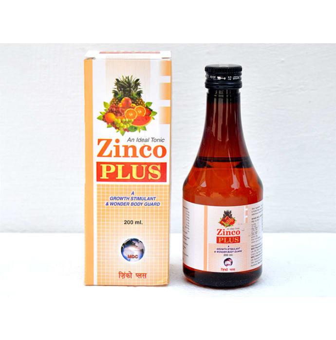 Zinco Plus Syrup