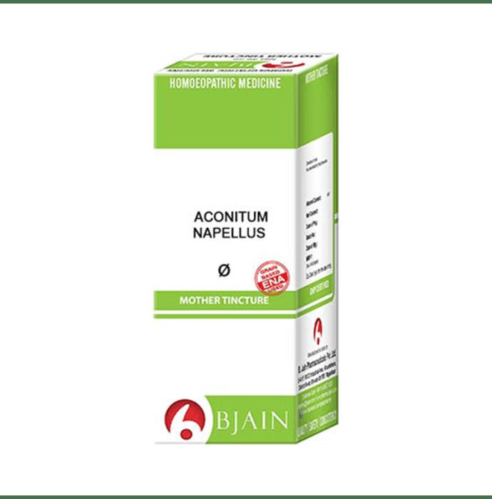 Bjain Aconitum Napellus Mother Tincture Q