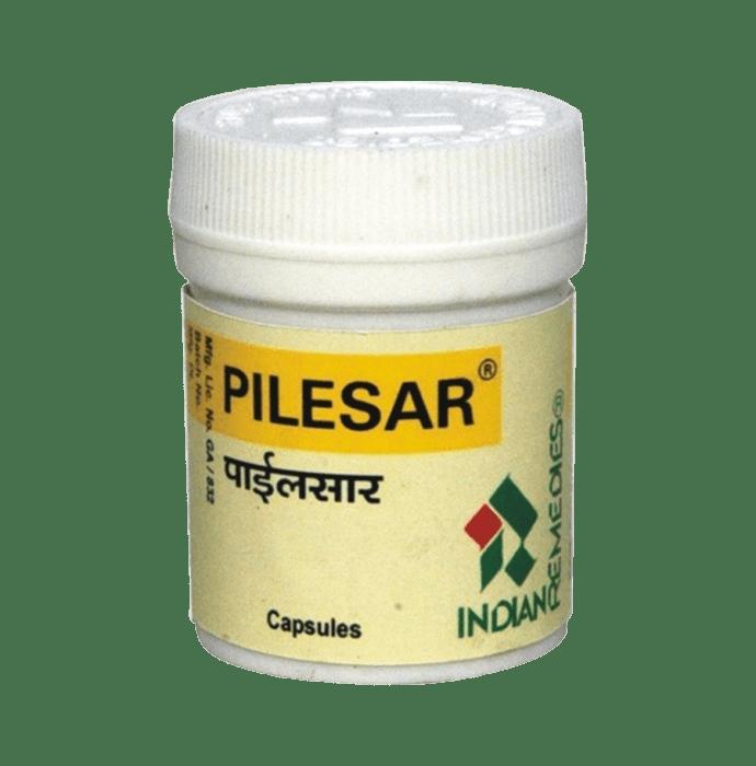 Indian Remedies Pilesar Capsule Pack of 2
