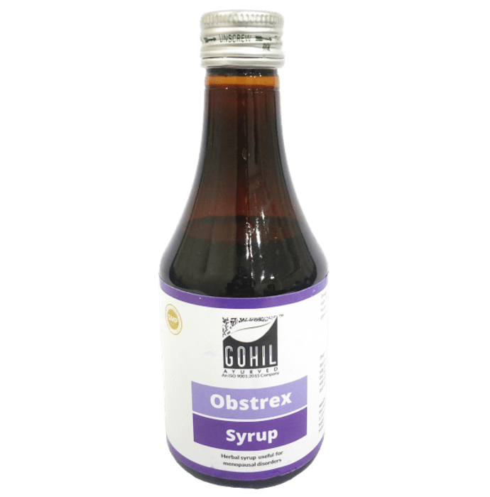 Gohil Ayurved Obstrex Syrup