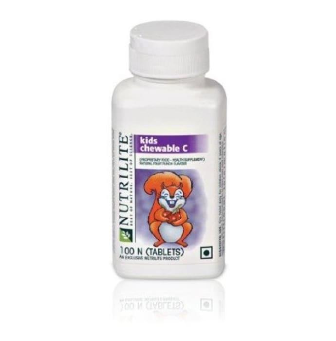 Amway Nutrilite Kids Chewable Natural C Tablet