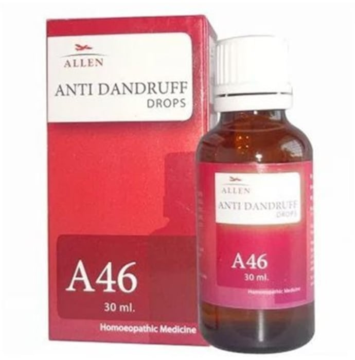 Allen A46 Anti Dandruff Drop