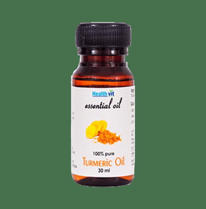 HealthVit Turmeric Essential Oil