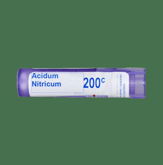 Boiron Acidum Nitricum Single Dose Approx 200 Microgranules 200 CH
