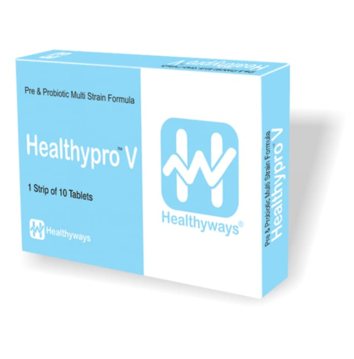 Healthypro V Tablet