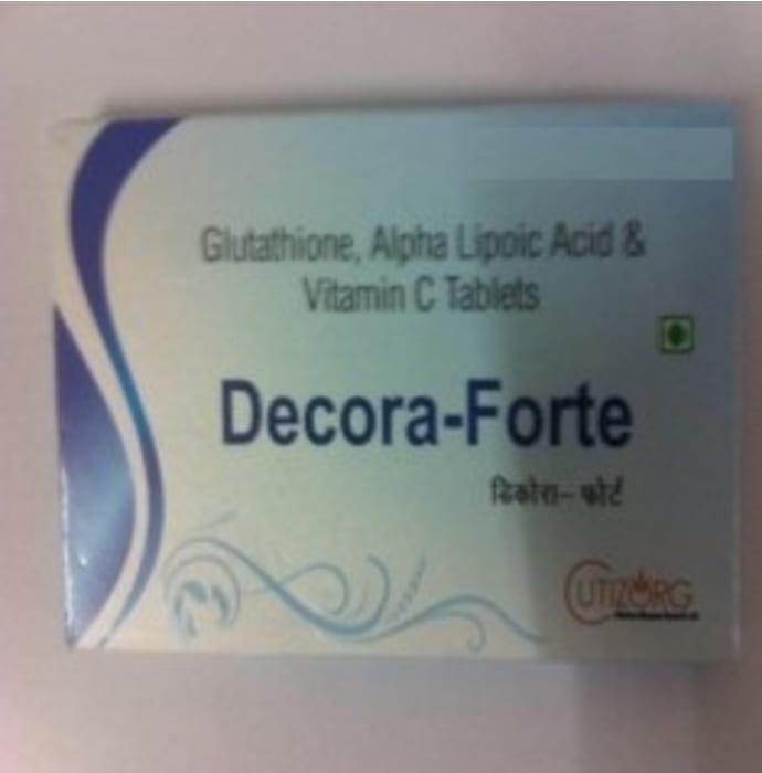 Decora -Forte Tablet