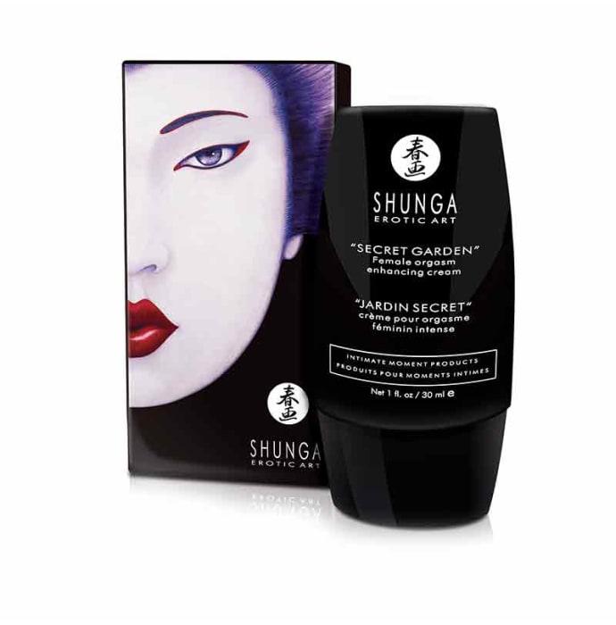 Shunga Secret Garden Female Orgasm Enhancing Cream