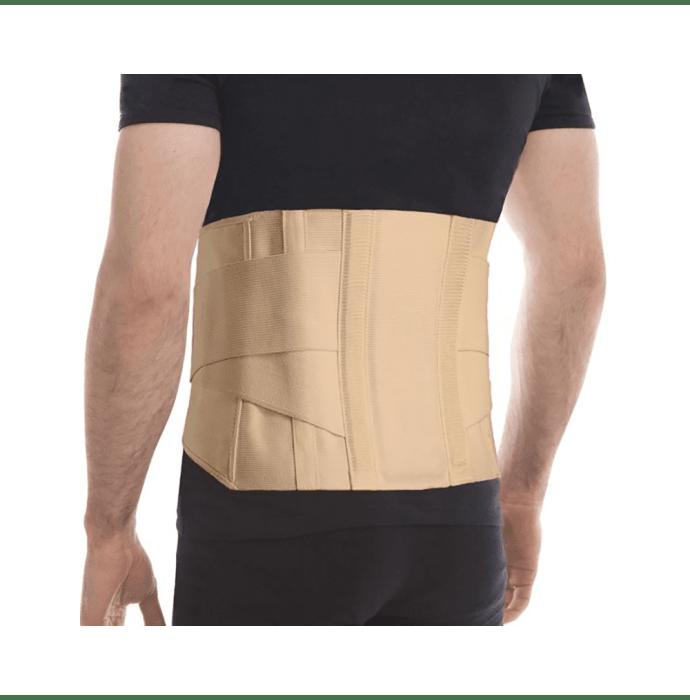 Lyra Healthcare Lumbar Back Support Belt XL Beige
