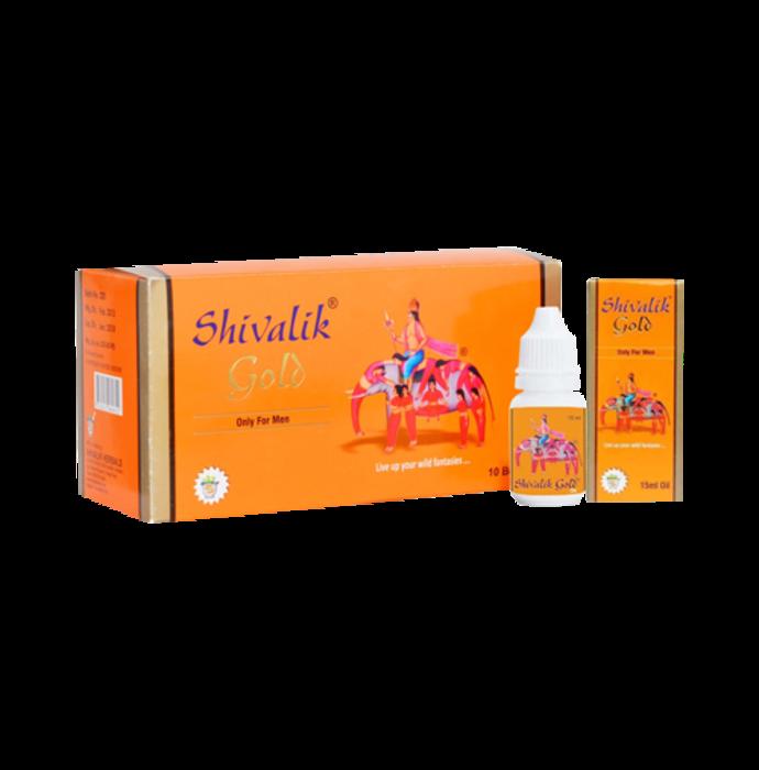 Shivalik Herbals Gold 15ml Oil