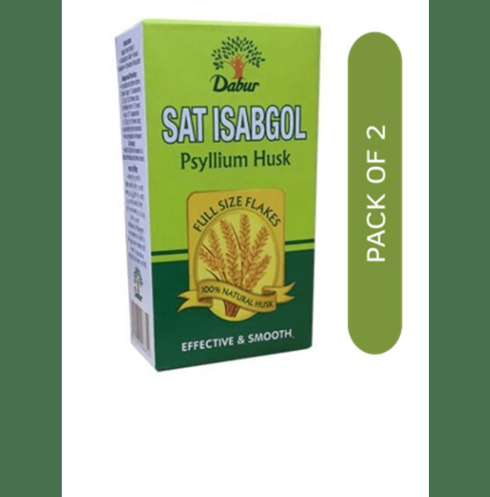 Dabur Sat Isabgol Pack of 2