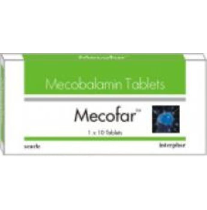 Mecofar 500mcg Tablet