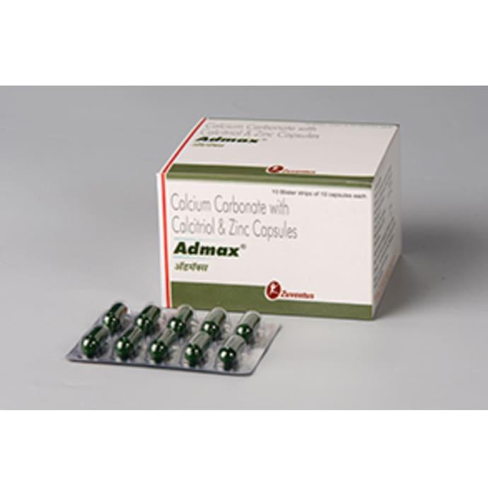 Admax Capsule