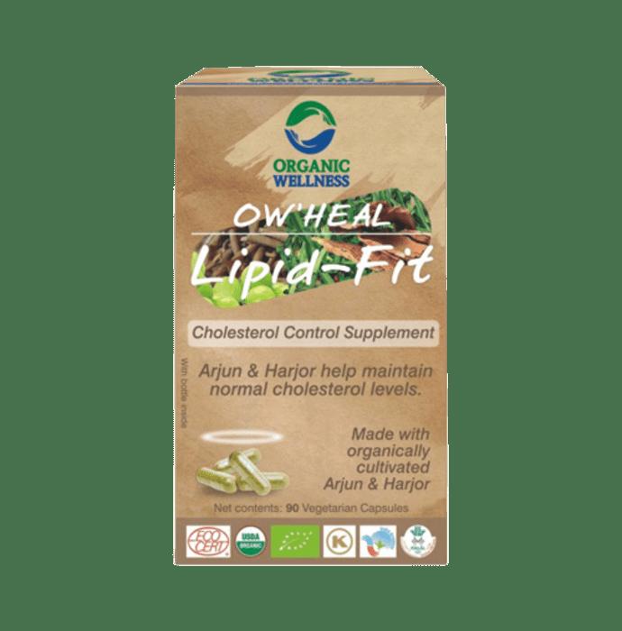 Organic Wellness OW'HEAL Lipid-Fit Capsule