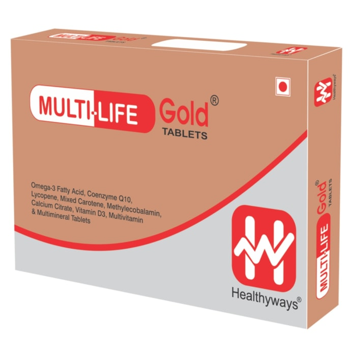 Multi-Life Gold Tablet