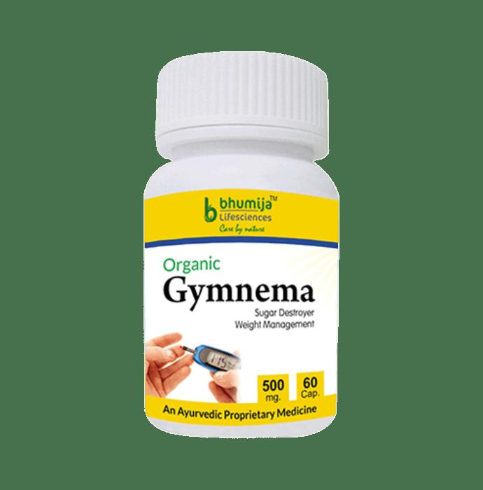 Bhumija Lifesciences Organic Gymnema 500mg Capsule