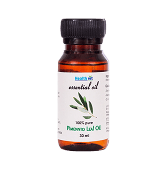 HealthVit Pimennto Leaf Essential Oil