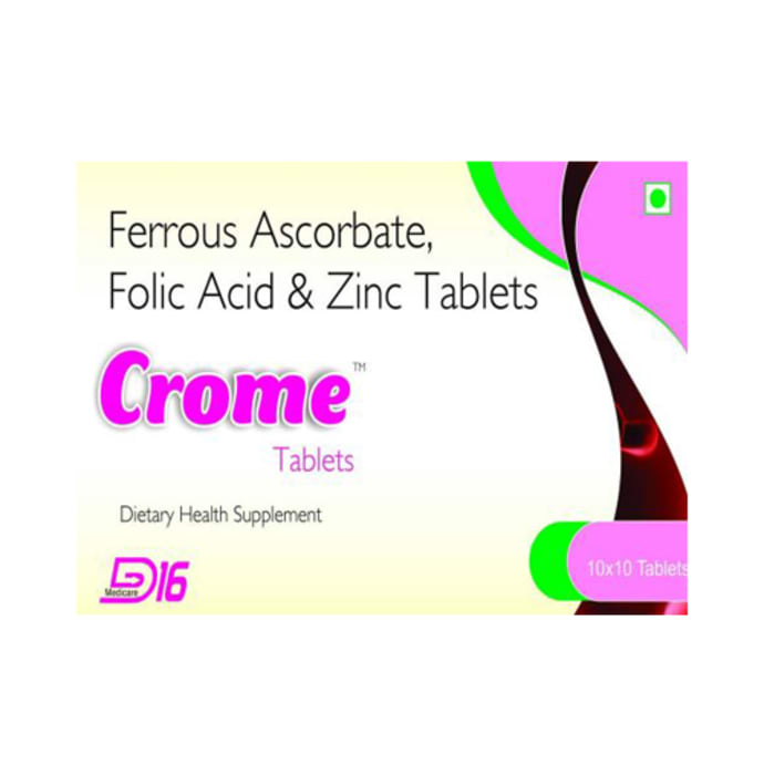 Crome Tablet