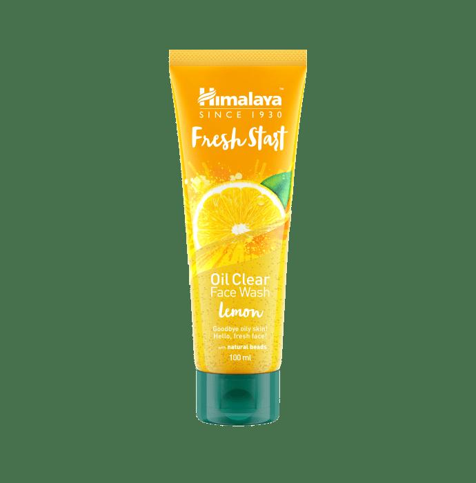 Himalaya Personal Care Fresh Start Oil Clear Face Wash Lemon