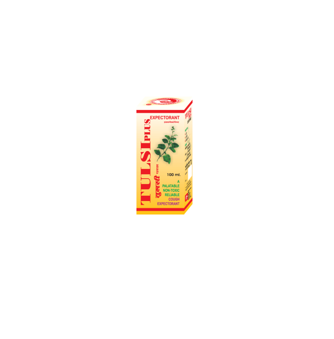 Rhino Tulsi Plus Expectorant Pack of 2