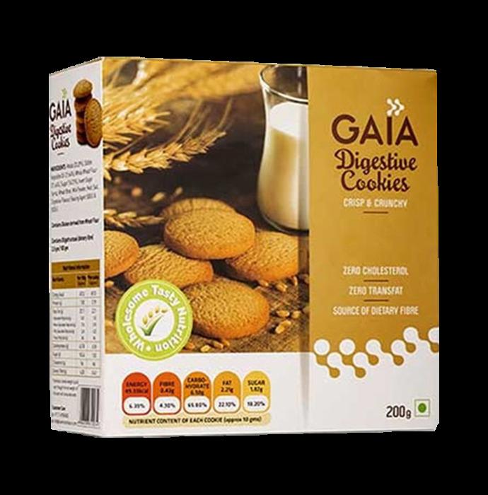 GAIA Digestive Cookies Pack of 2