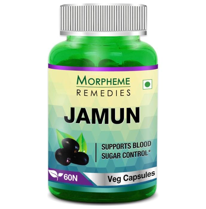 Morpheme Jamun  Capsule