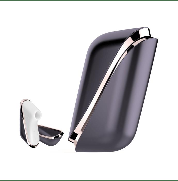 Satisfyer Pro Traveler USB Rechargeable Clitoral Stimulator