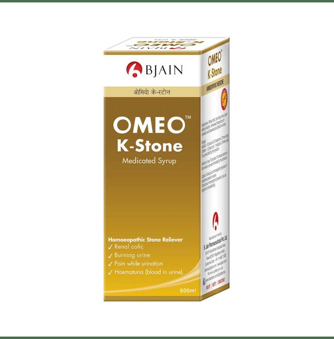 Bjain Omeo K-Stone Syrup