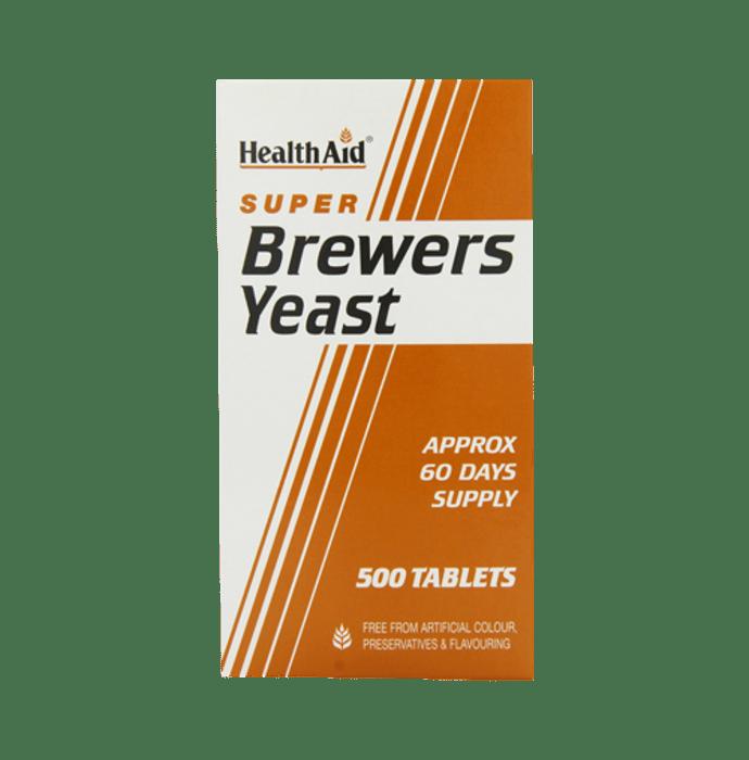 Healthaid Brewers Yeast Tablet