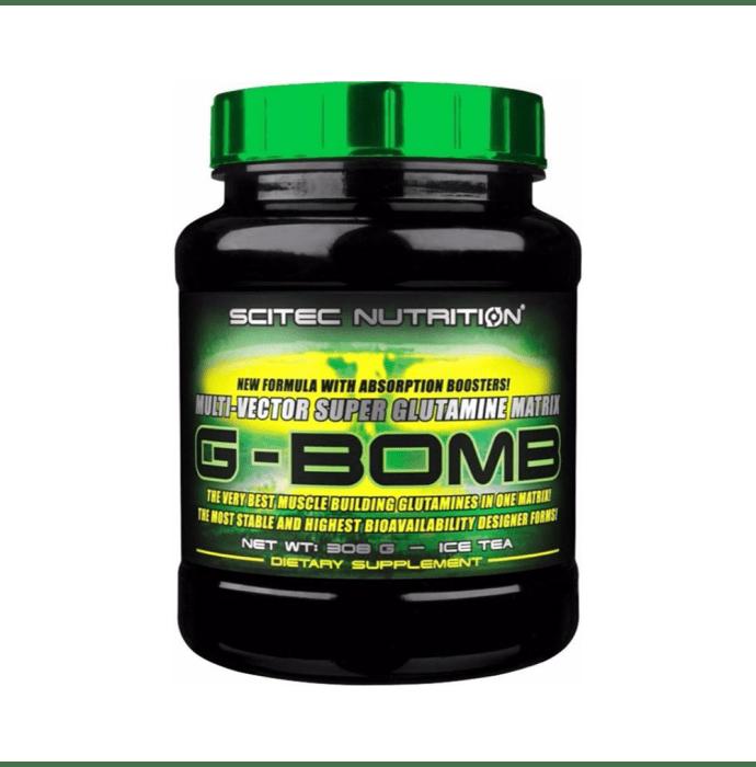 Scitec Nutrition G-Bomb Ice Tea