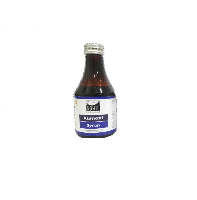 Gohil Ayurved Rumoxl Syrup