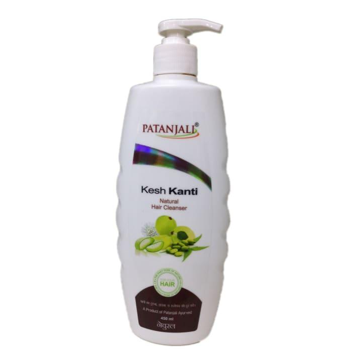 Patanjali Ayurveda Kesh Kanti Natural Hair Cleanser Pack of 2