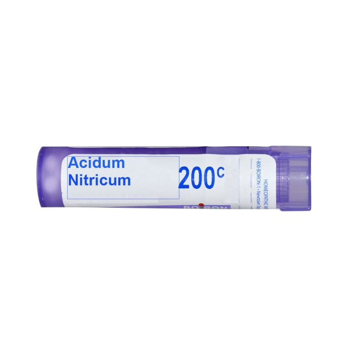 Boiron Acidum Nitricum Multi Dose Approx 80 Pellets 200 CH