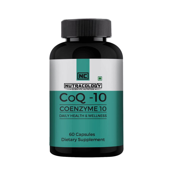 Nutracology CoQ-10 Capsule