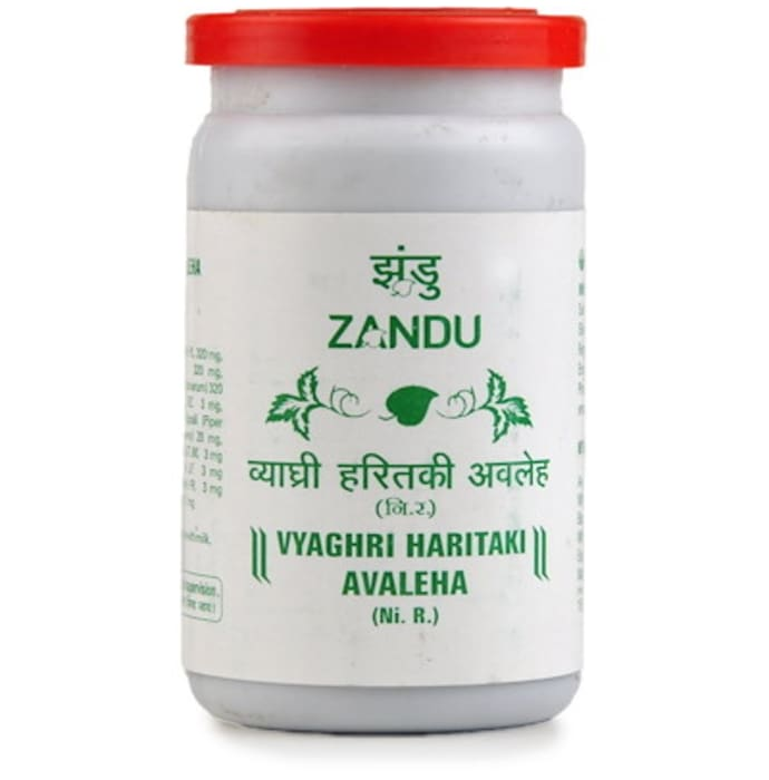 Zandu Vyaghri Haritaki Avaleha Pack of 2