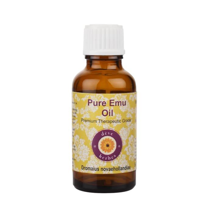 Deve Herbes Pure Emu Oil