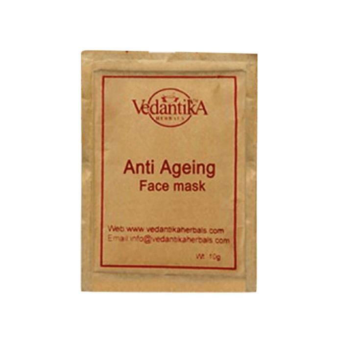 Vedantika Herbals Anti Ageing Face Mask Pack of 5