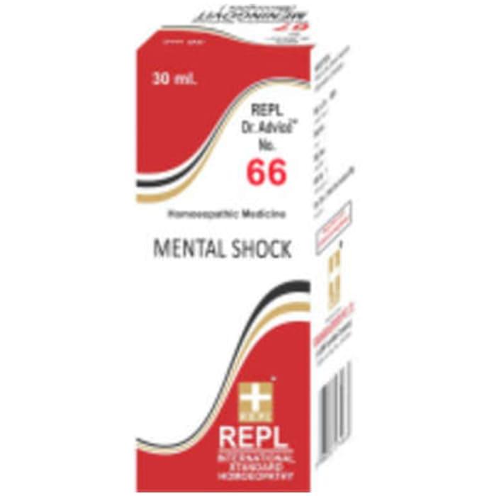 REPL Dr. Advice No.66 Mental Shock Drop