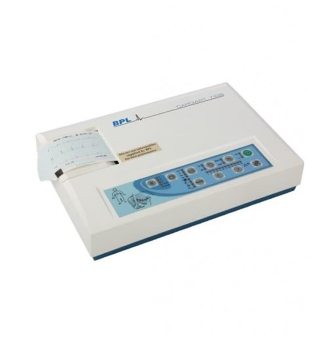 BPL 7108 ECG Machine