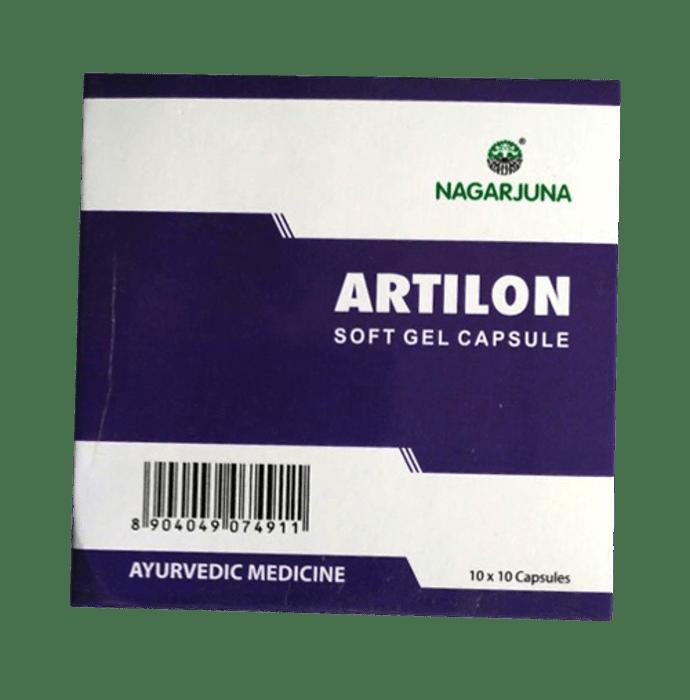 Nagarjuna Artilon Soft Gelatin Capsule