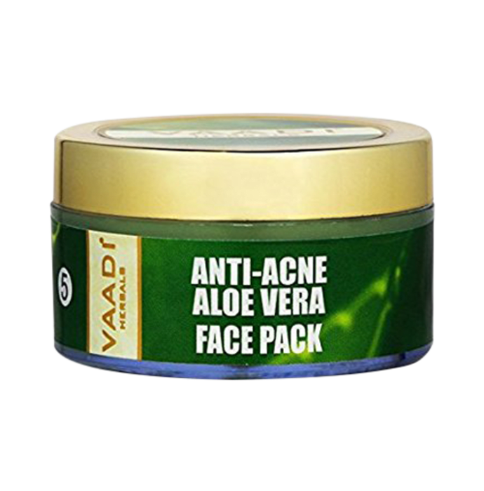 Vaadi Herbals Anti-Acne Aloe Vera Face Pack