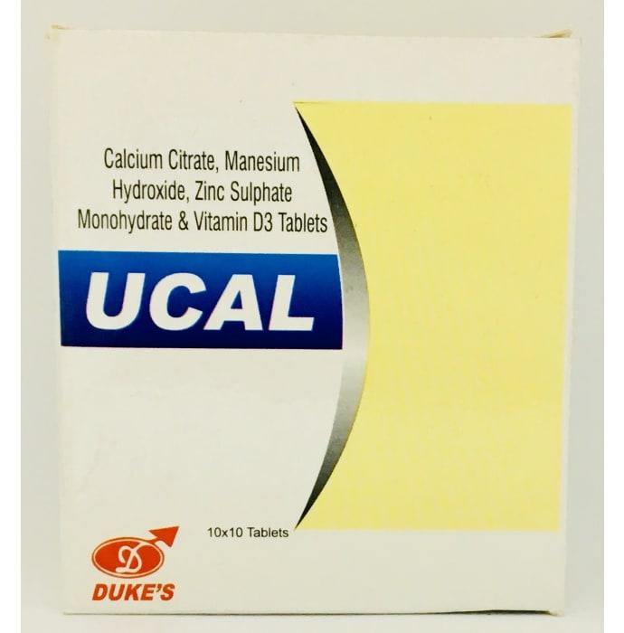 Ucal Tablet
