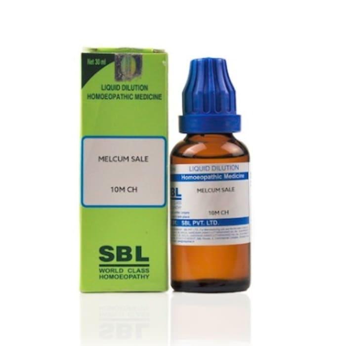 SBL Melcum Sale Dilution 10M CH