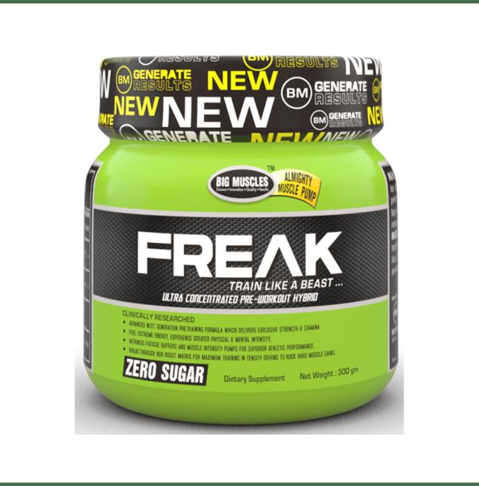 Bigmuscles Freak Lime