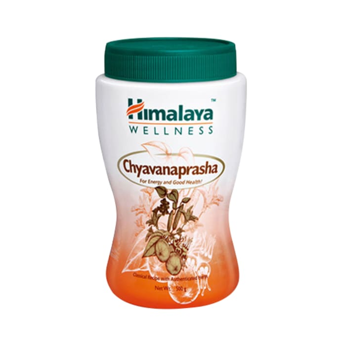 Himalaya Chyavanaprasha For Energy & Good Health