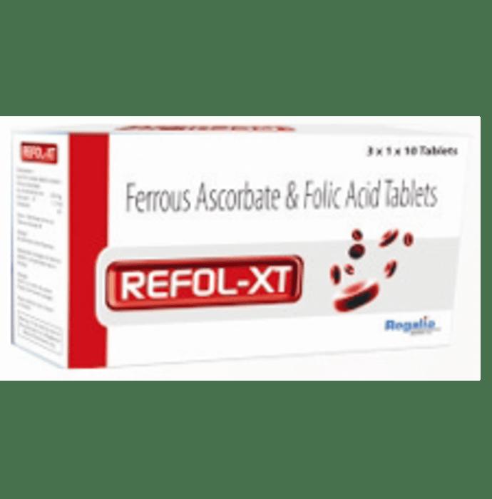Refol XT Tablet