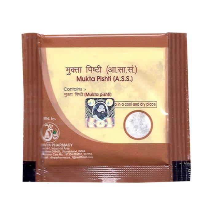 Patanjali Divya Mukta Pishti Pack of 7