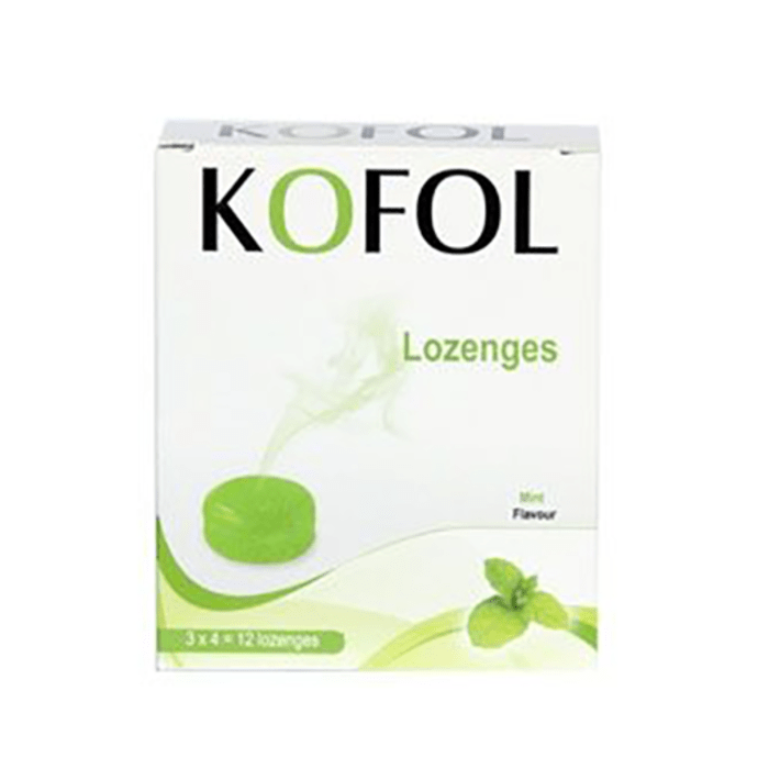 Kofol Lozenges Mint