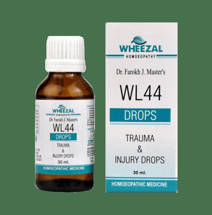 Wheezal WL44 Trauma And Injury Drop