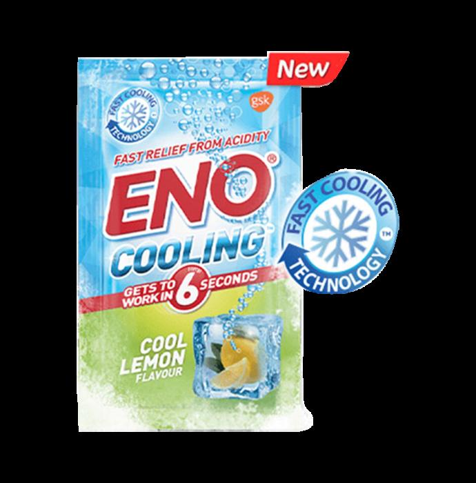 Eno Cooling 5gm Powder Cool Lemon Pack of 3