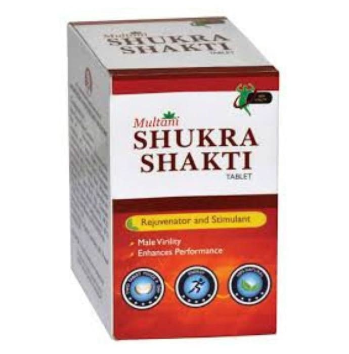 Multani Shukra Shakti Tablet